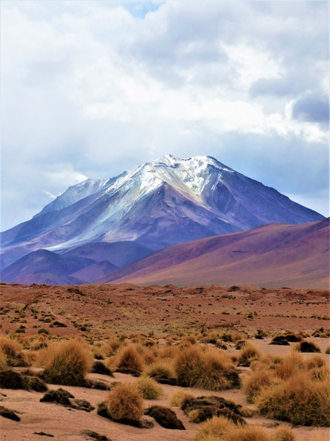 Bolivie Sud Lipez montagnes