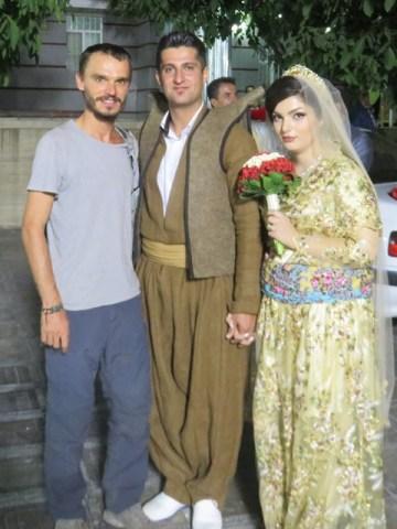 Iran Kurdistan mariage