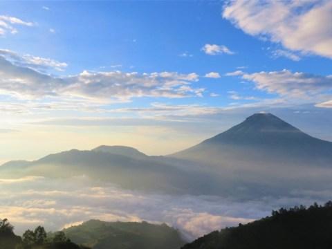 Java Plateau de Dieng mont Sikunir