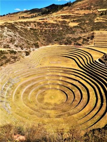 Pérou Vallée Sacrée des Incas Moray