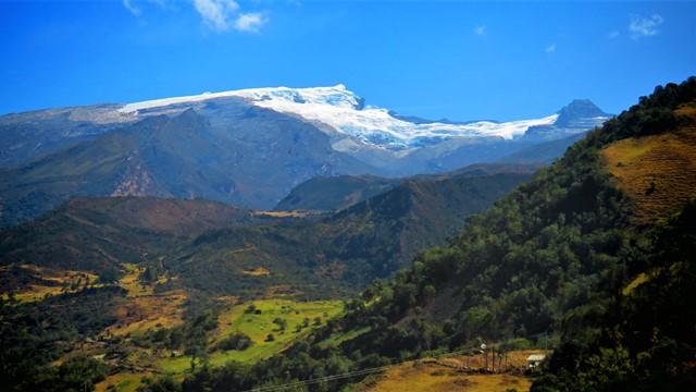 Colombie Sierra Nevada del Cocuy Ritacubo Blanco