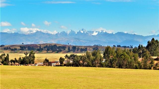 Pérou Vallée Sacrée des Incas Chinchero