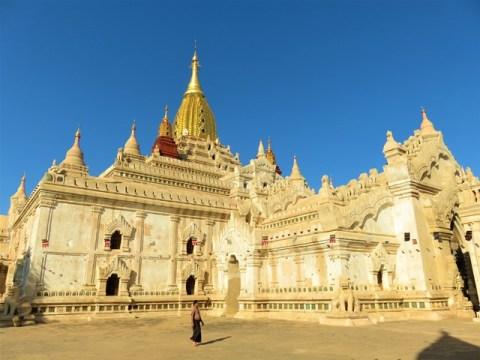 Myanmar Bagan temple d'Ananda