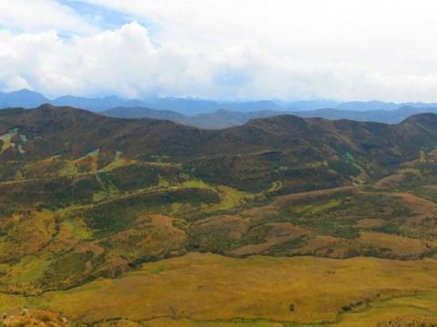 Colombie Paramo de Oceta
