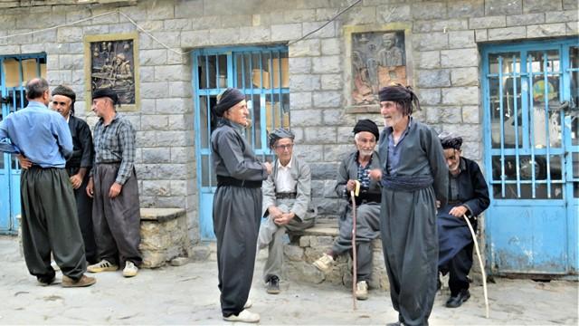Iran Kurdistan Howraman