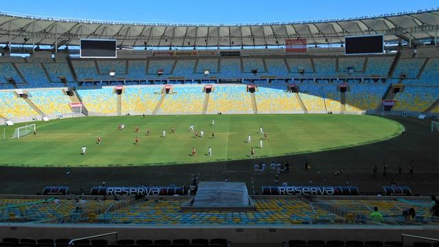 Brésil Rio de Janeiro Stade Maracana