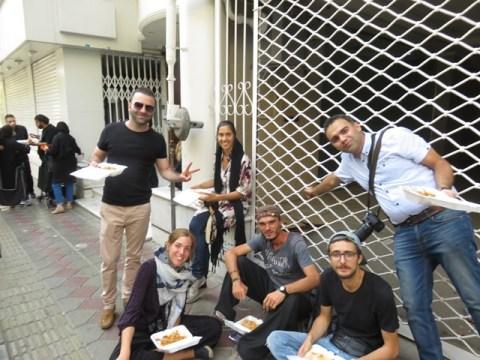 Iran Téhéran Achoura nourriture