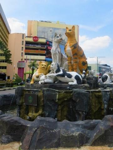 Bornéo Kuching chats