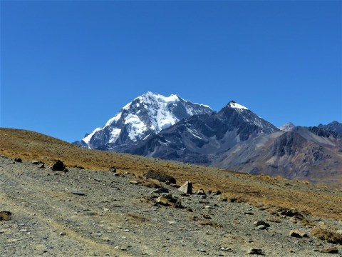Bolivie Trek Laguna Chiar Khota Huyana Potosi