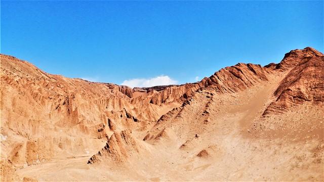 Chili san pedro de Atacama Valle de Marte