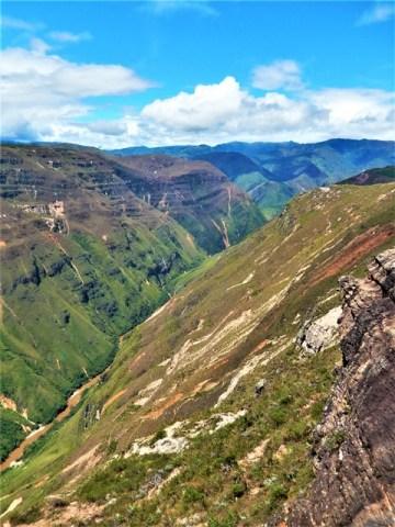Pérou Chachapoyas Cañon del Sonche
