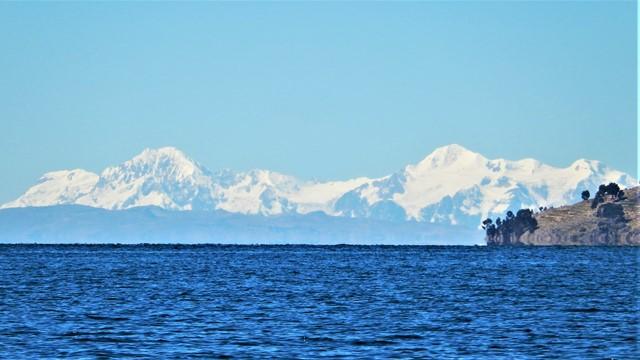 Pérou Lac Titicaca cordillère royale