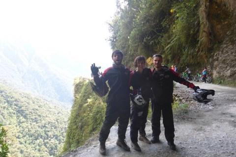 Bolivie Route de la Mort VTT