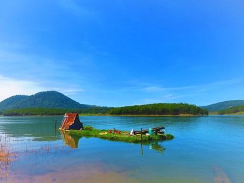 Vietnam Dalat lac Tuyèn Lam