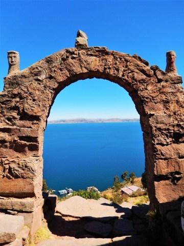 Pérou Lac Titicaca Taquile