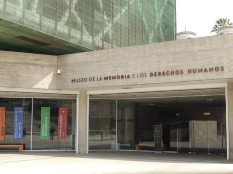 Chili Santiago Musée de la Mémoire des droits humains