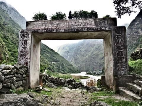 Népal Trek Circuit des Annapurnas Tal