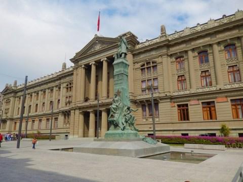 Chili Santiago tribunal justice