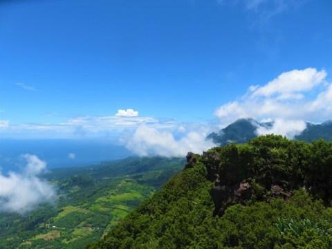 Philippines Camiguin trek volcan hibok-hibok