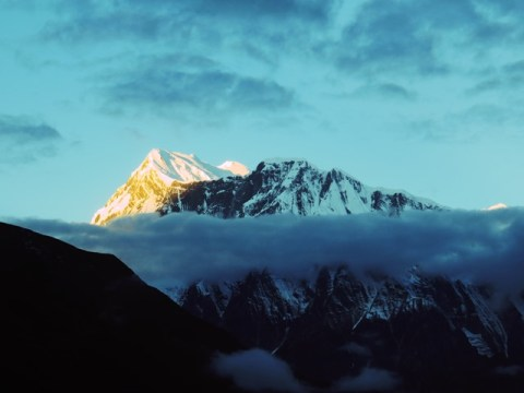 Népal Trek Circuit des Annapurnas Ghyaru