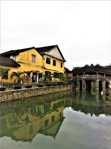 Vietnam Hoi An pont des japonais
