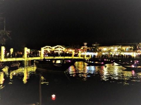 Vietnam Hoi An nuit