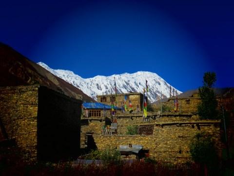 Népal Trek Circuit des Annapurnas Kangsar