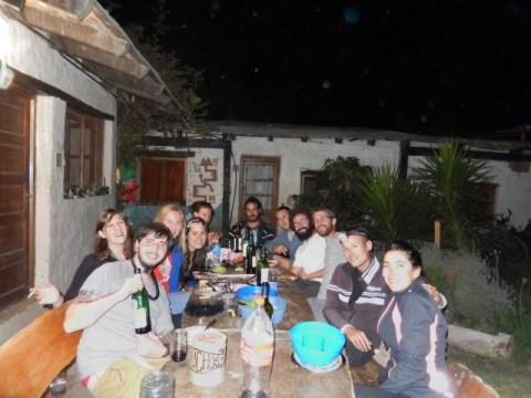 Argentine Cafayate hostel