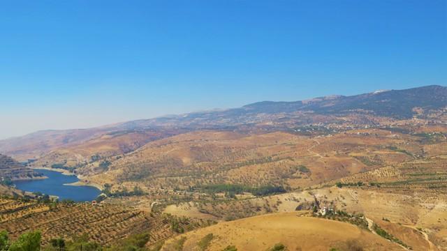 Jordanie Jerash vallée