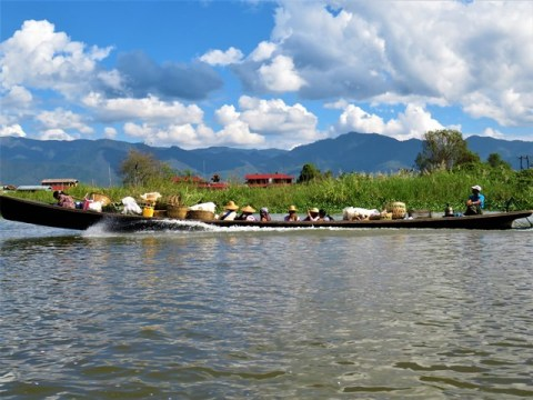 Myanmar Lac Inle
