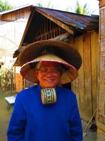 Laos Muang Ngoi village Ban Na