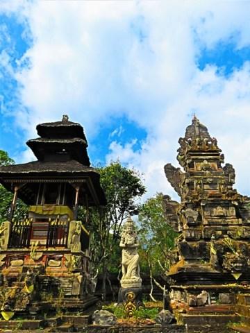 Bali Mont Batur temple
