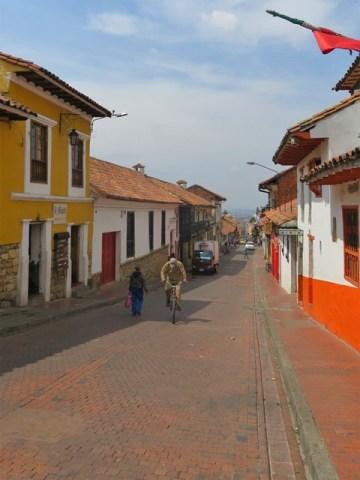 Colombie Bogota Candelaria