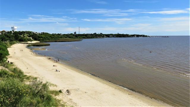 Uruguay Colonia plage