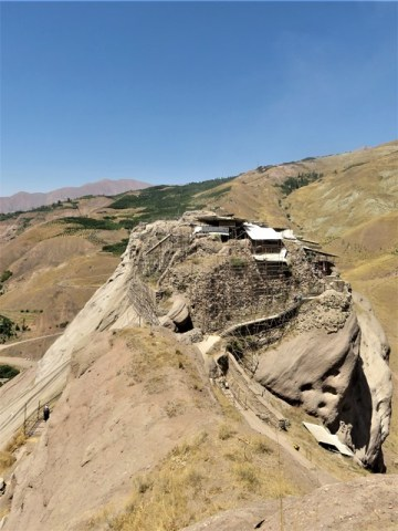 Iran Alamut Gazor Khan