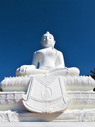 Thaïlande Pai Wat Phra That Mae Yen