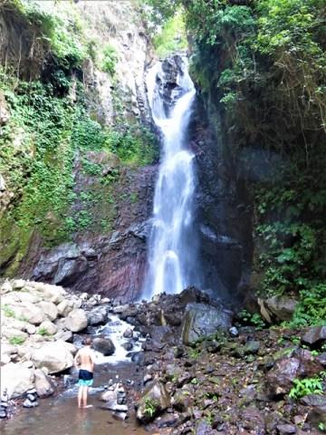 Bali côte nord cascade