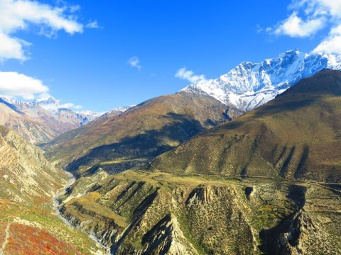 Népal Trek Circuit des Annapurnas 3