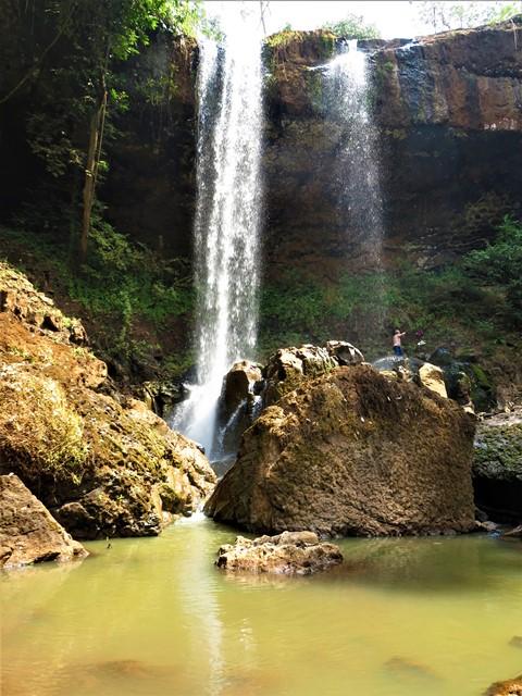 Cambodge ratanakiri cascade