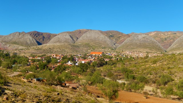 Bolivie Parc Torotoro
