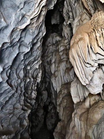 Laos boucle scooter de Thakhek grotte Pha Nya Inh