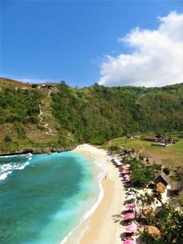 Nusa Penida Atuh Beach