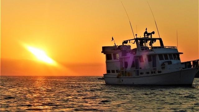 Galapagos ile San Cristobal Lobos Island