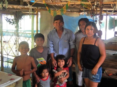 Pérou Amazonie communauté Rio Tapira