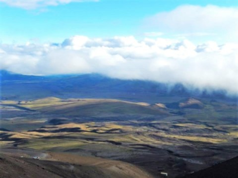 Equateur Ascension volcan Cotopaxi