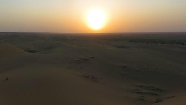 Iran Dasht-e Kavir dunes