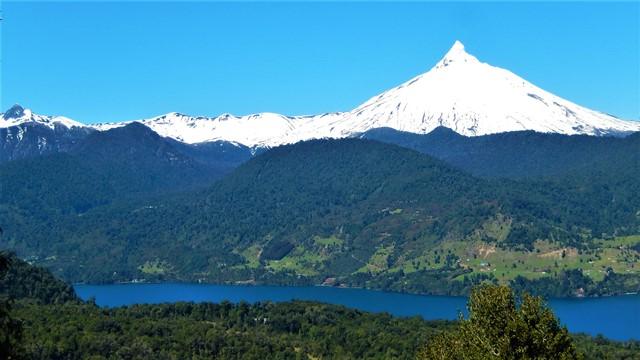 Chili Volontariat ferme lac Rupanco