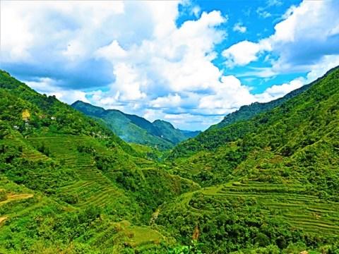 Philippines rizières trek Banaue batad cambulo