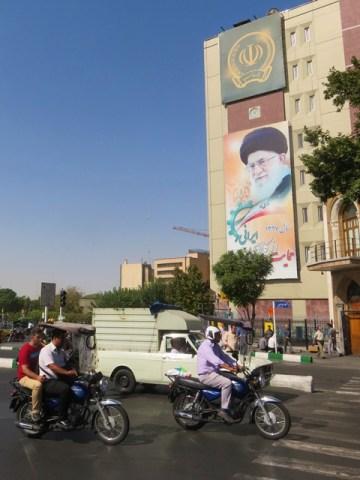 Iran Téhéran Ayatollah
