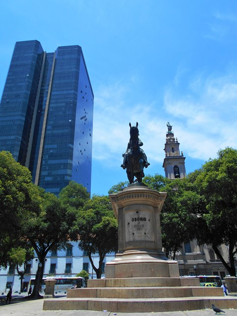 Brésil Rio de Janeiro Centre-ville